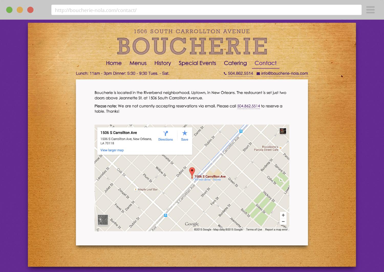 boucherie-website-contact