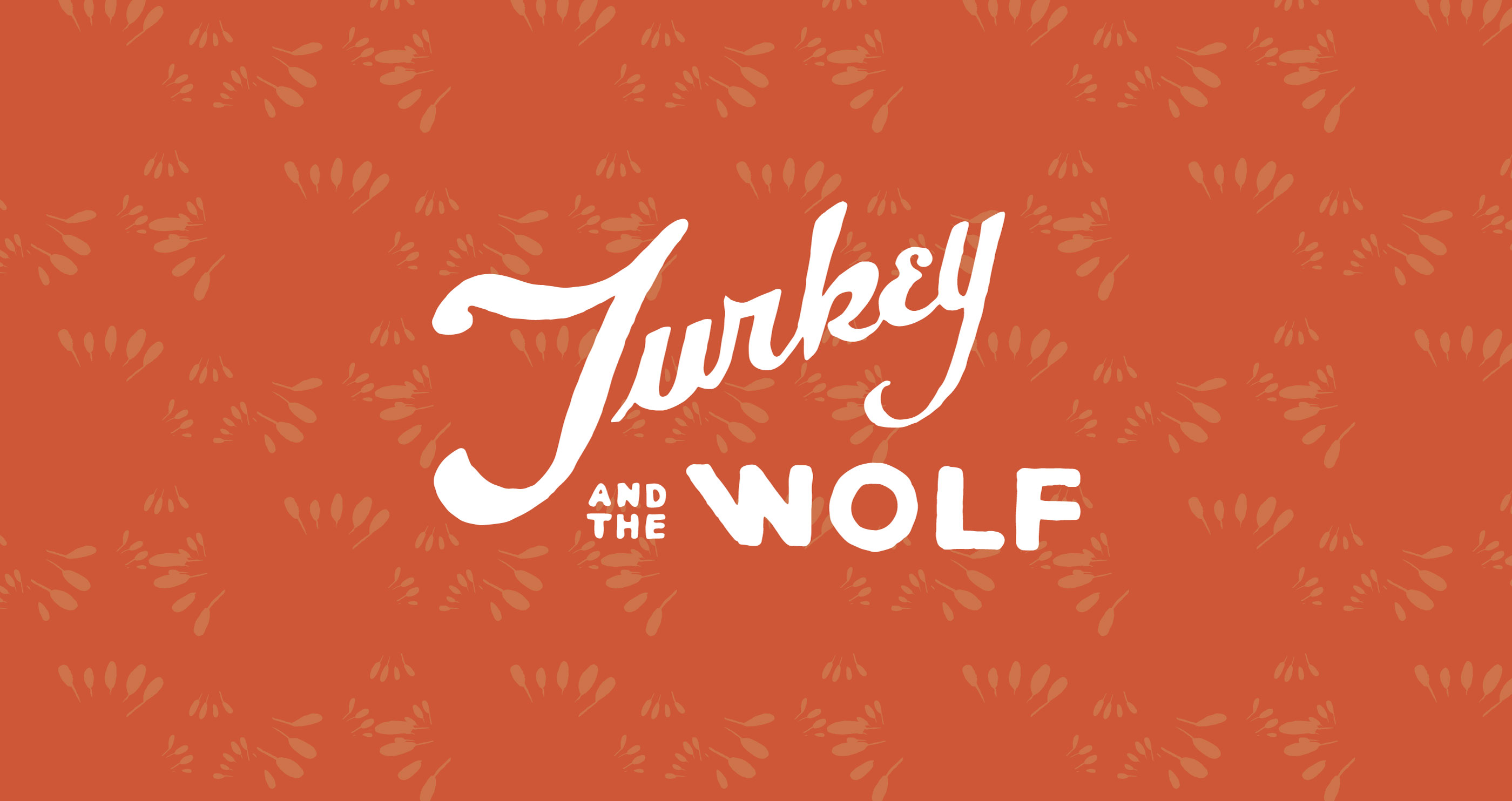 Turkey and the Wolf Branding  9b02a2e1d060